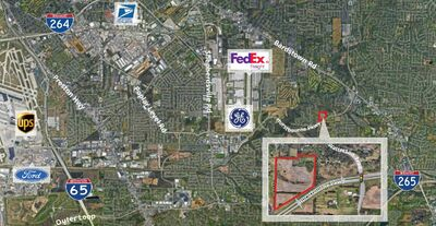 South Hurstbourne Pkwy Land for Sale
